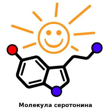Нейромедиатор серотонин играет важную роль в возникновении ОКР