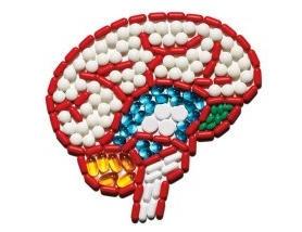 """Мозг и """"таблетки счастья""""."""