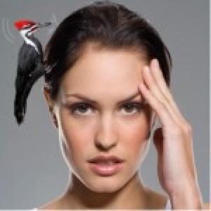 Женщина слишком сконцентрирована на обсессиях.