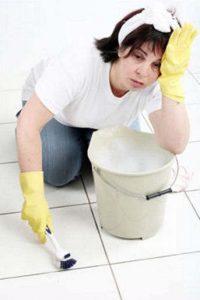 Навязчивость чистоты в доме.