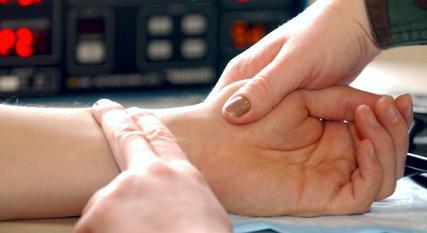 измерение пульса при ВСД