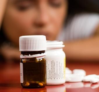 Зависимость от лекарств.