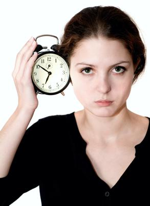 практика ежедневного волнения по будильнику