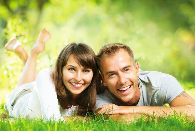 Счастливая пара - победа на д депрессией
