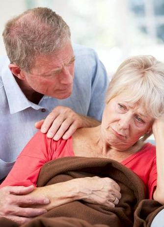 Муж может помочь жене выйти из депрессии
