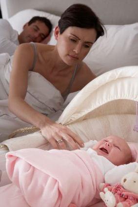 Обсессии у молодых мам.
