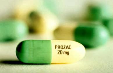 Антидепрессант прозак при ПА