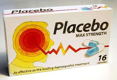 Супер-эффективное плацебо.