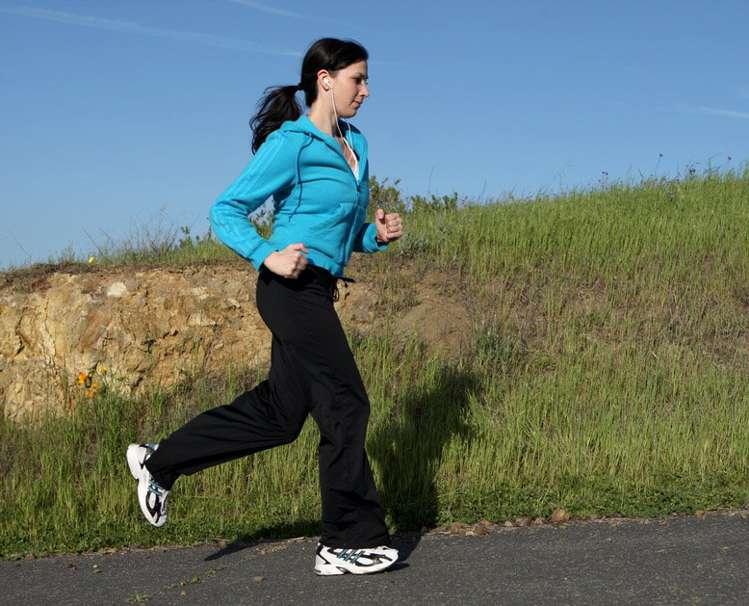 Спорт как средство от болей при ВСД
