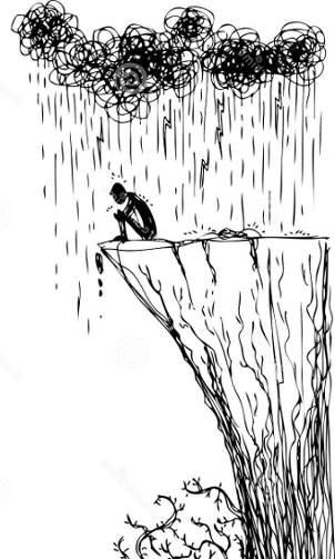 Риск суицида при депрессии.