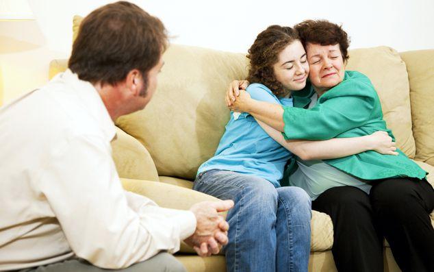 Семейная психотерапия при тревожных расстройствах