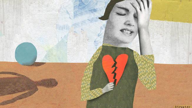 Агорафобия как следствие стресса.