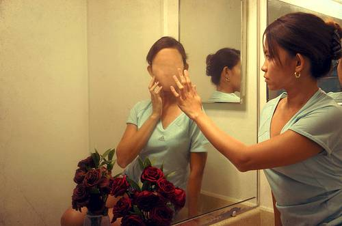 Деперсонализация и зеркало